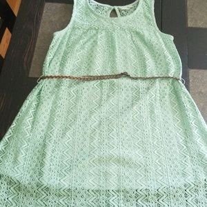 Girls Mudd dress